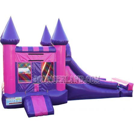 Inflatable Commercial Bouncy Combo MC012
