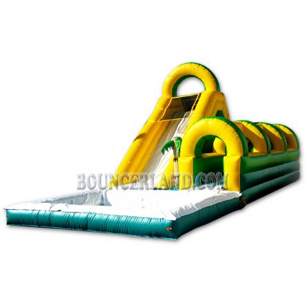Inflatable Commercial Slide 2011