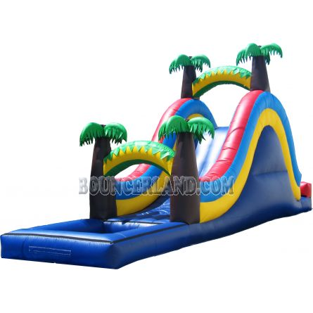 Inflatable Commercial Slide 2012