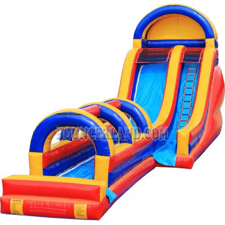 Inflatable Commercial Slide 2083