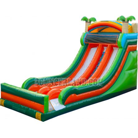 Inflatable Commercial Slide 2094
