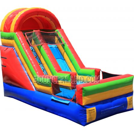 Inflatable Water Slide 2084