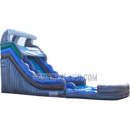 Inflatable Water Slide 2129